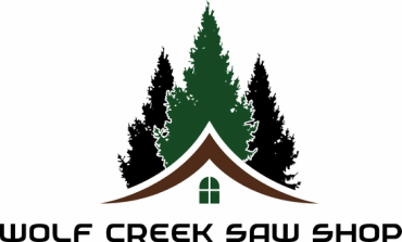 Wolf Creek Saw Shop Retina Logo